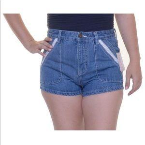 Free People Women's Sweet Surrender Denim Shorts